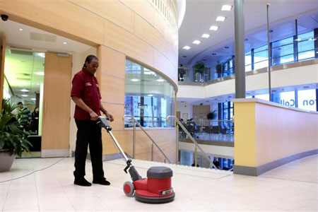 Regent Cleaning - Matthew Boulton College