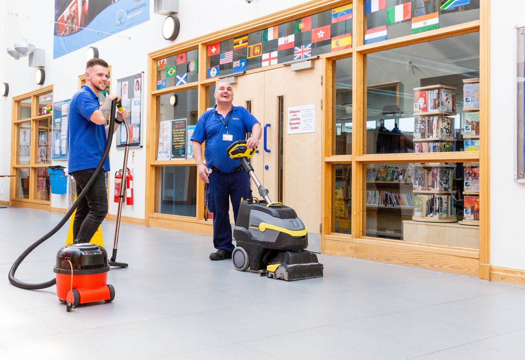 Exclusive Services Group achieves GBAC STAR accreditation to Covid-19 disinfection