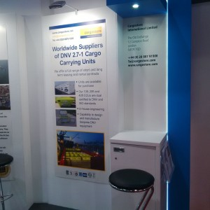 Cargo SPE stand 2015