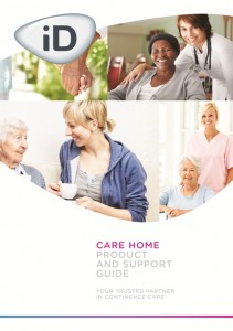 ONT4422 iD DIS Care Home Catalogue 2015 - Front Cover low res