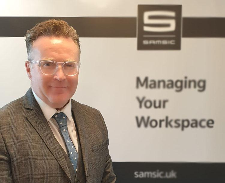 Health & Safety: Bryan to board role at Samsic UK