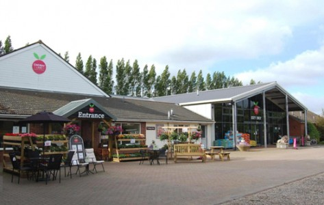 Lowestoft garden centre re launches with family fun day for Cherry street fish market