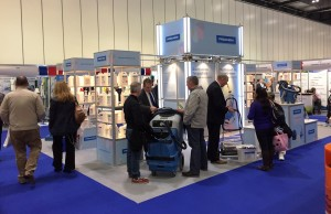 Prochem - keeping busy at 2015 Cleaning Show