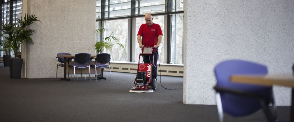 FM provider Samsic launches chemical-free floor care