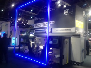 itl ist label expo 2015 stand