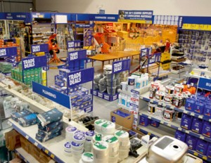 jewson shop floor