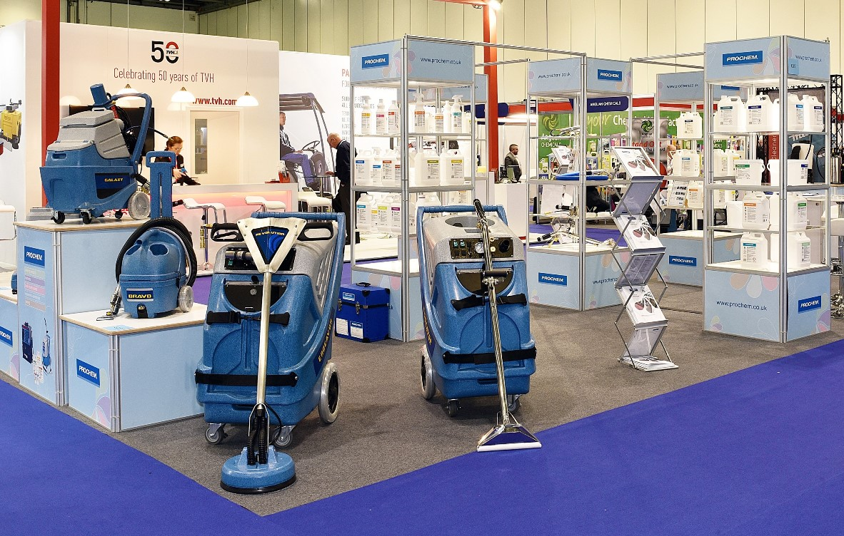 PROCHEM AT MANCHESTER CLEANING SHOW